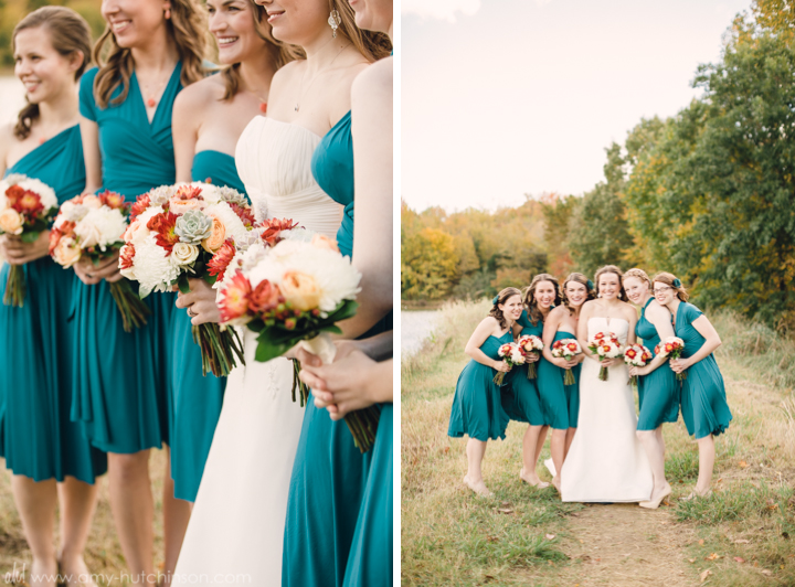 Deanna michael a shelby farms wedding for Wedding dresses in memphis