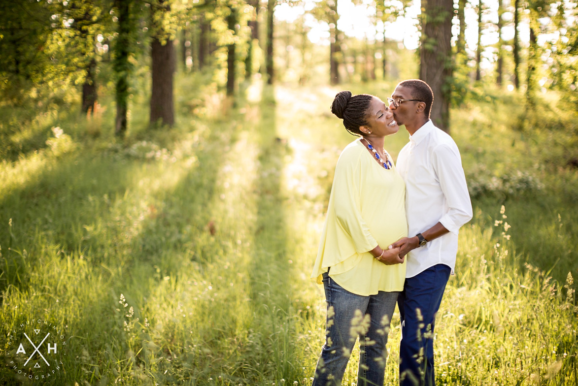 Shelby Farms Maternity Session