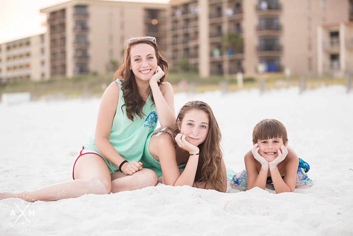Ft. Walton Portraits
