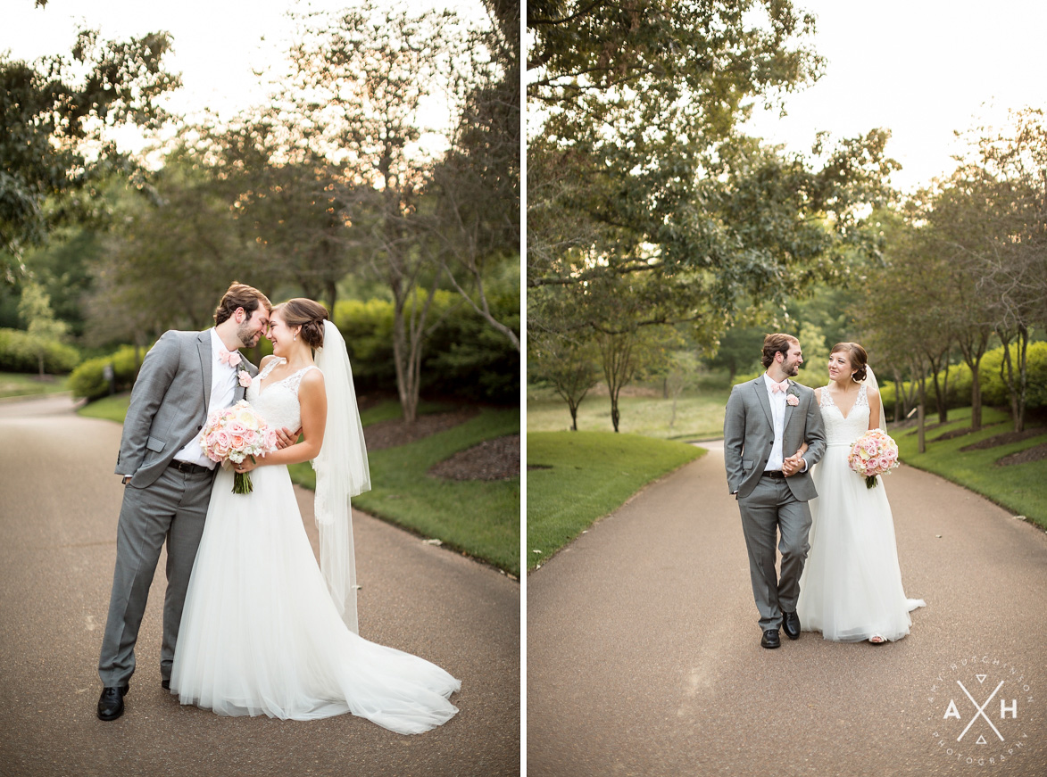 Memphis Spring Creek Ranch Wedding