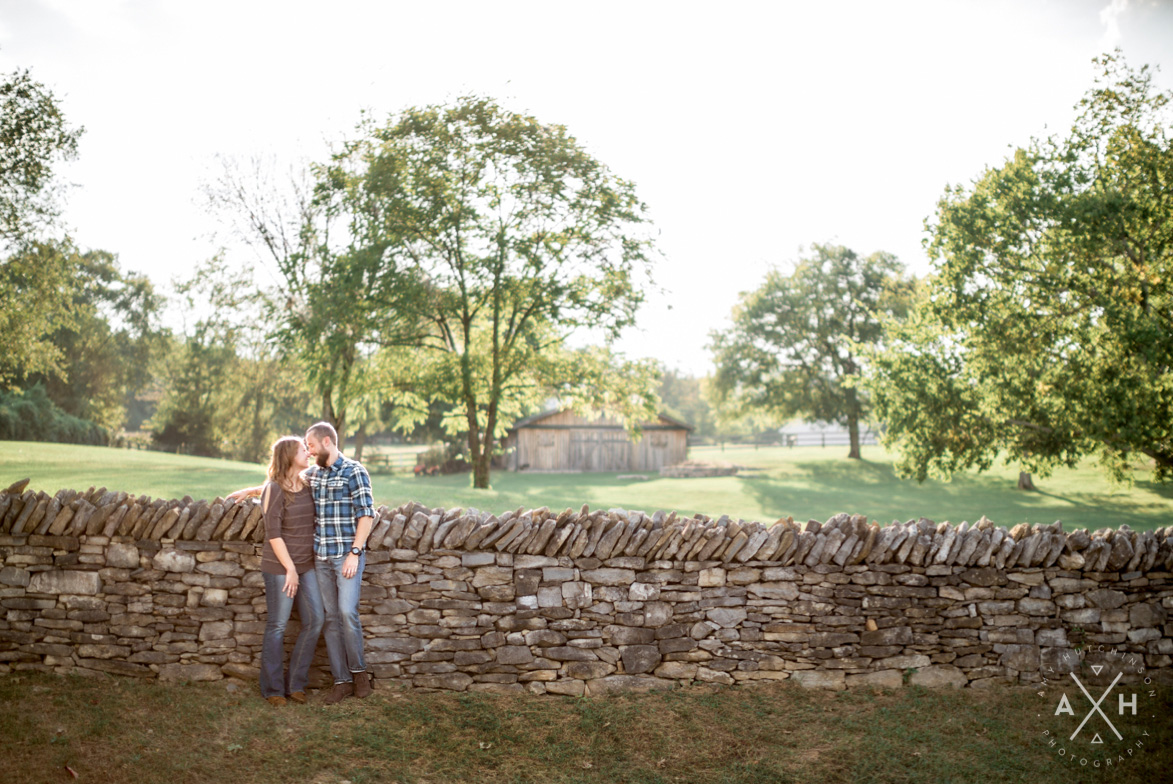 Rural Nashville TN Engagement