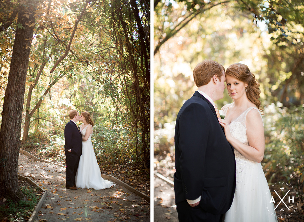 Woodland Rustic Fall Wedding