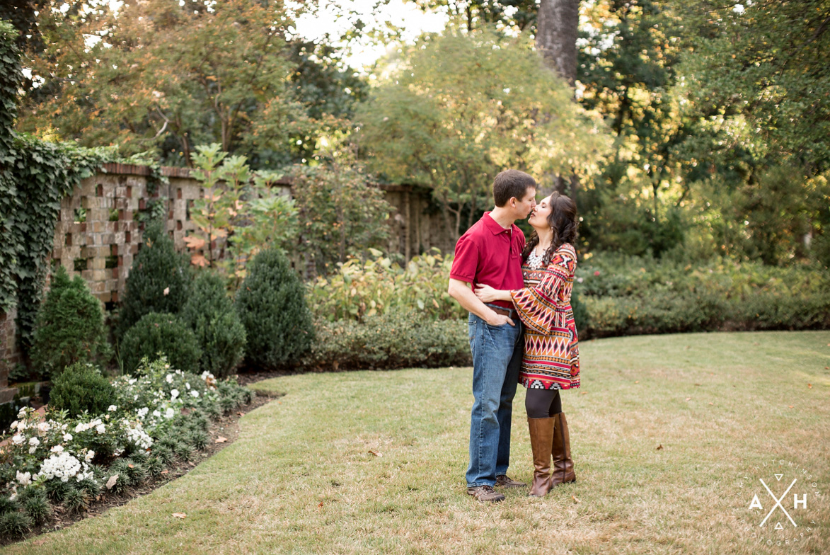 Memphis Annesdale Mansion Engagement