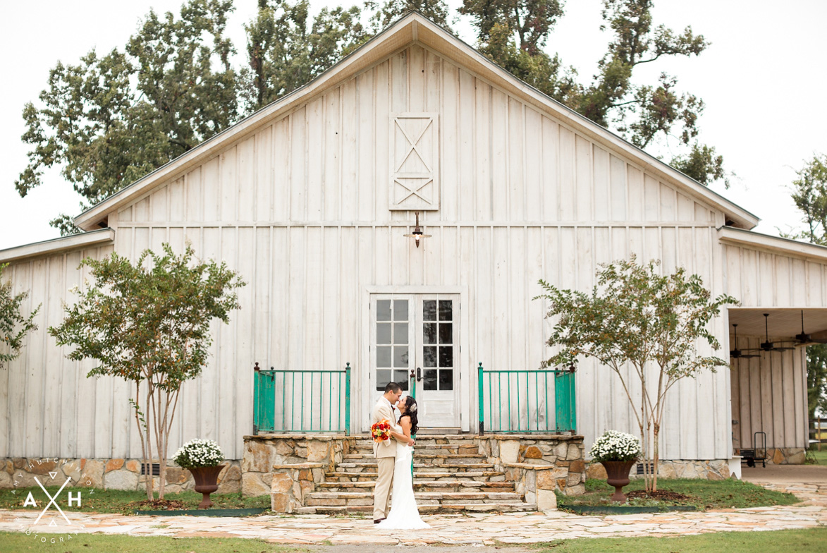 Kelli + Josh: Joined | an Arkansas Barn Wedding