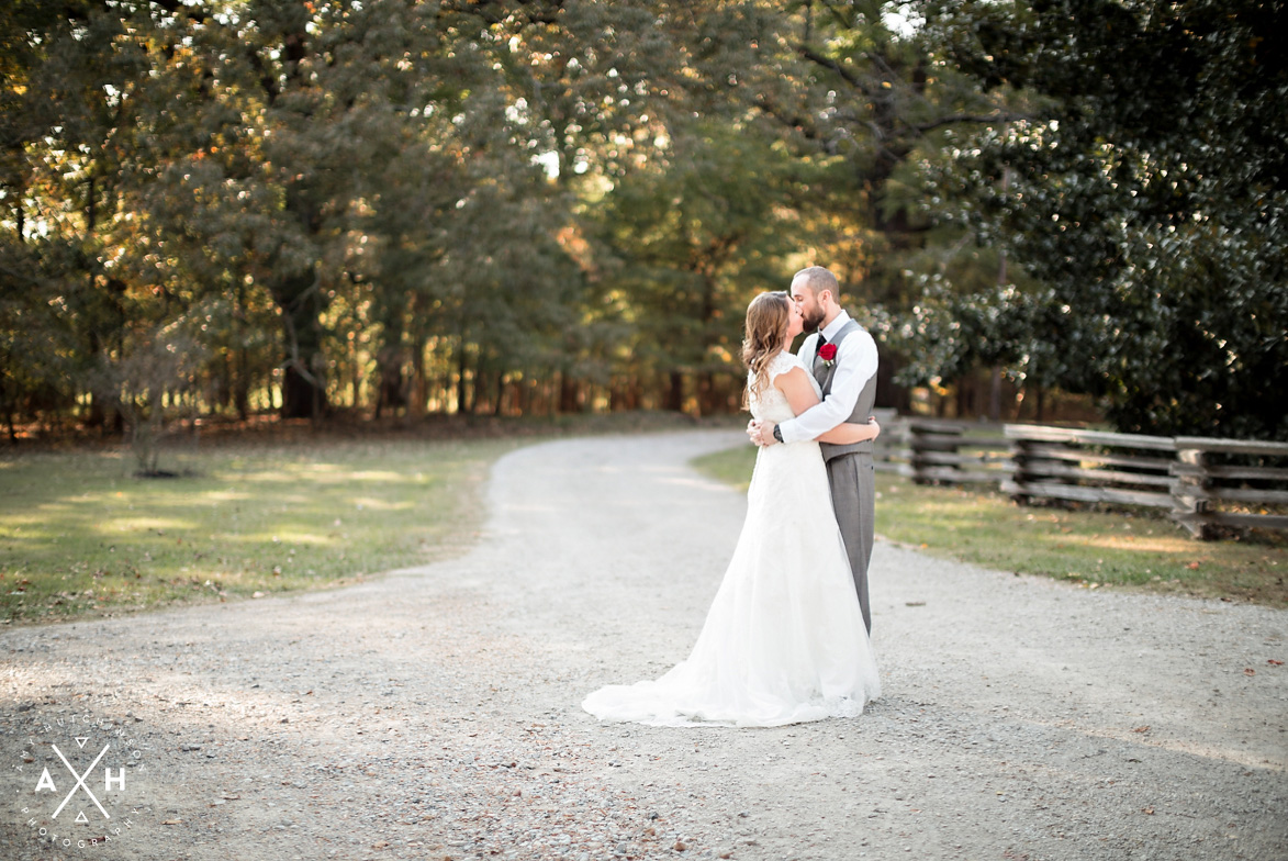 Memphis Hillwood Wedding