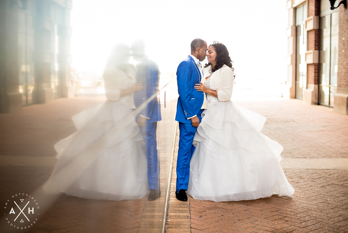 Memphis Esplanade Wedding