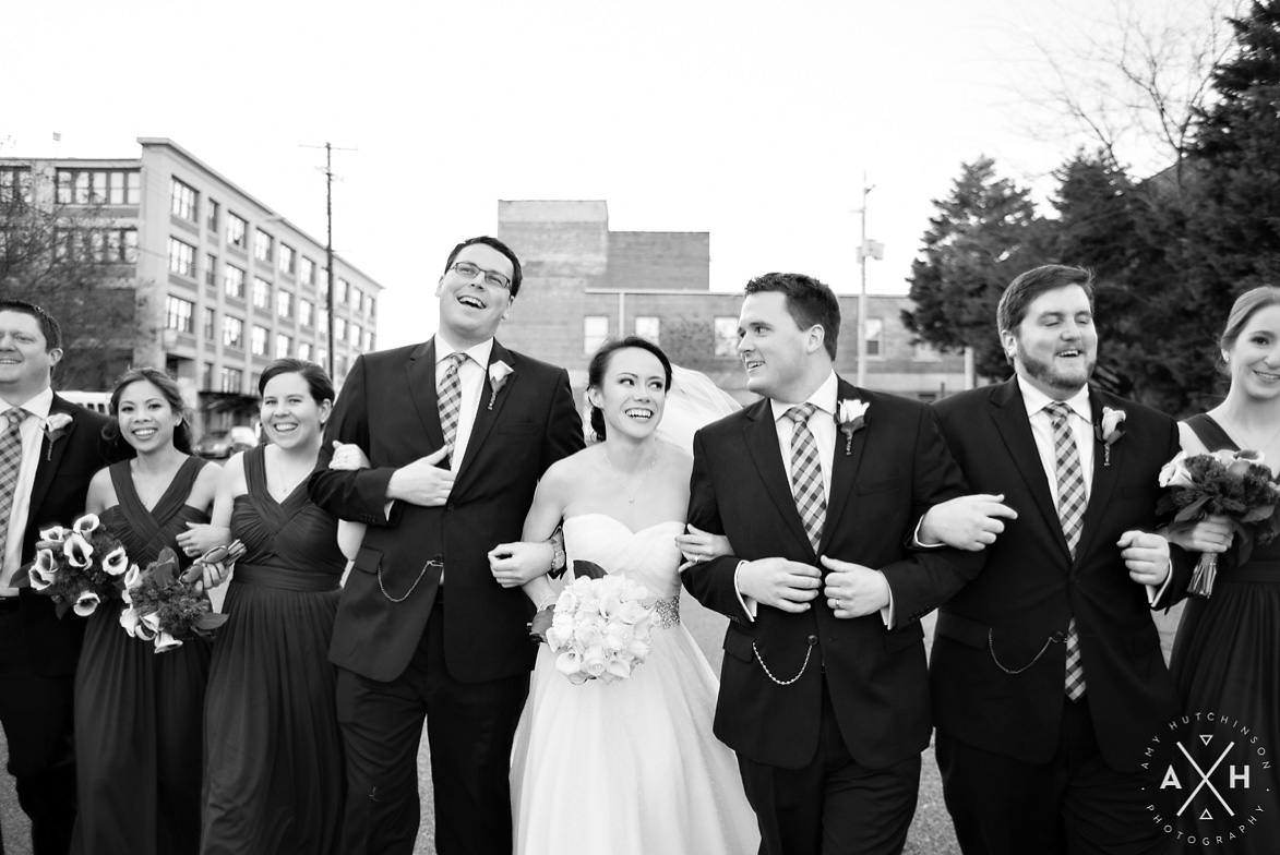 Urban Memphis Wedding