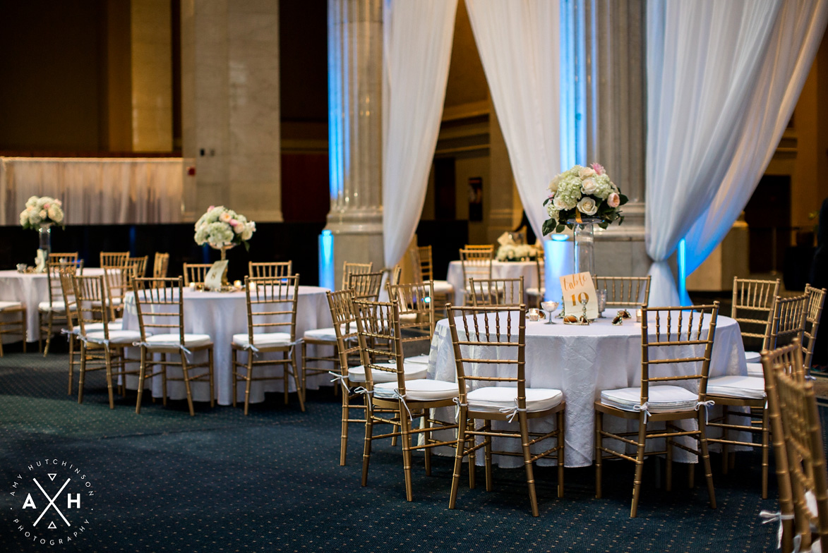 Memphis Columns Wedding