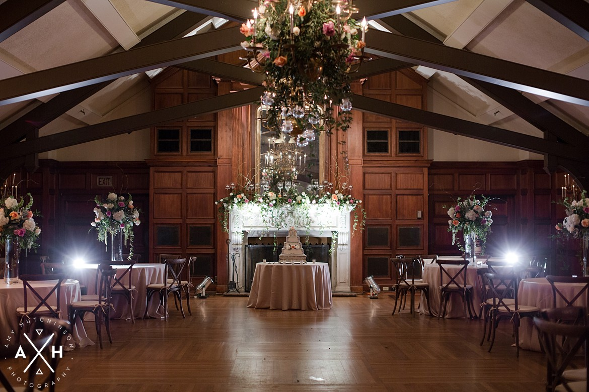 Memphis University Club Wedding