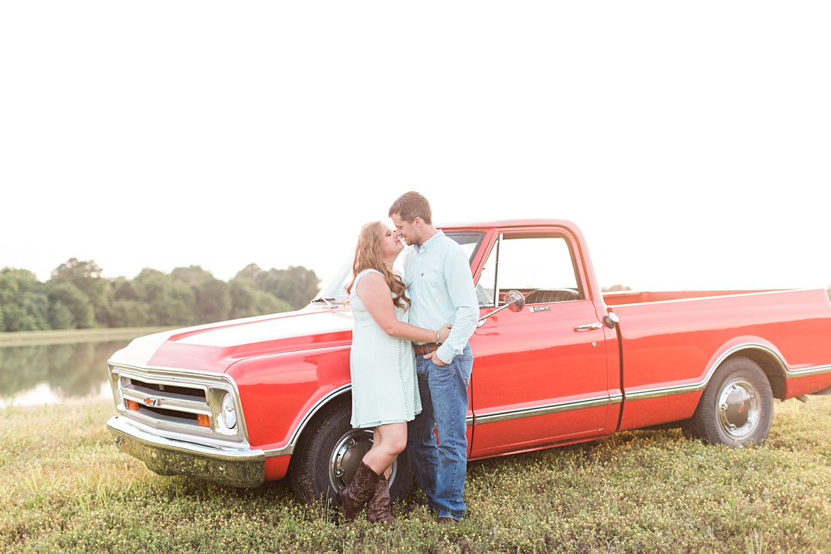 Rural Tennessee Country Engagement