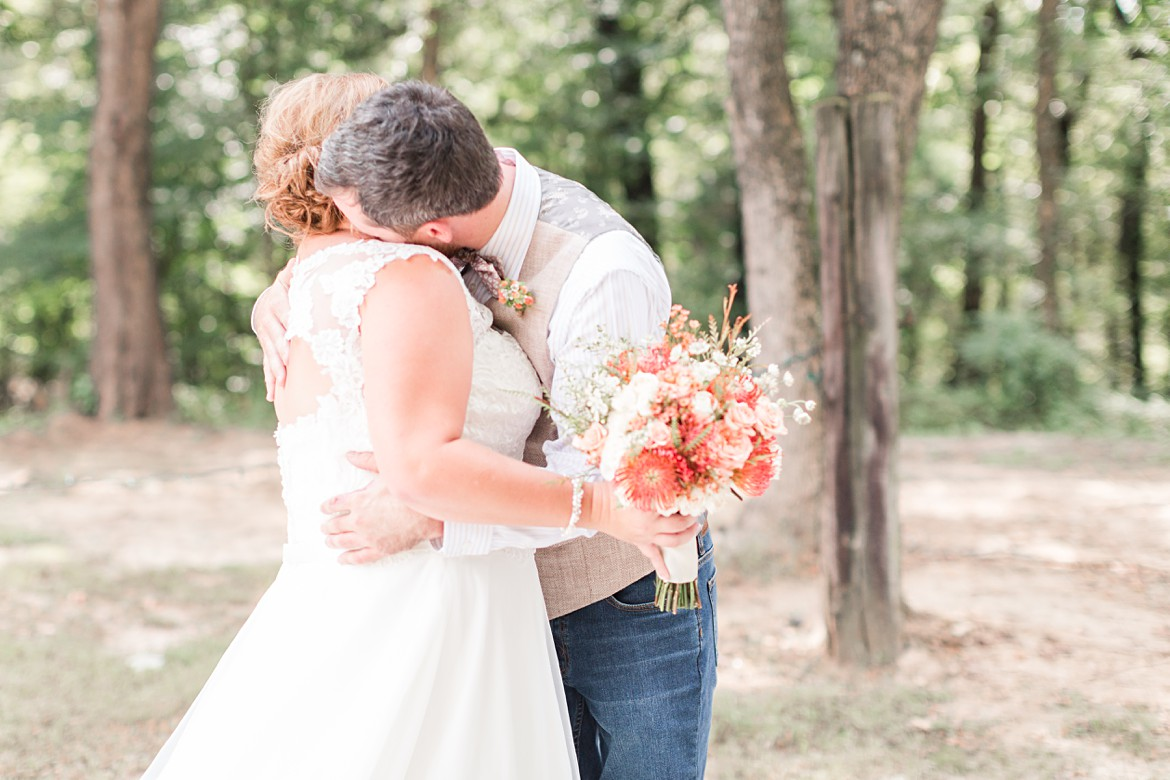 Rustic And Elegant Mallards Croft Wedding