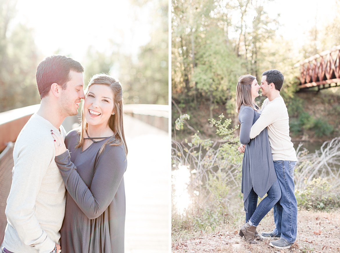 Memphis Fall Engagement