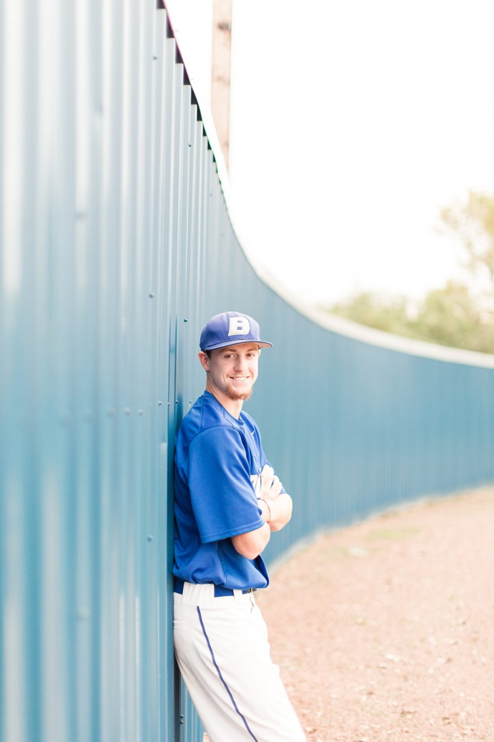 Memphis Fall Baseball Senior Portraits