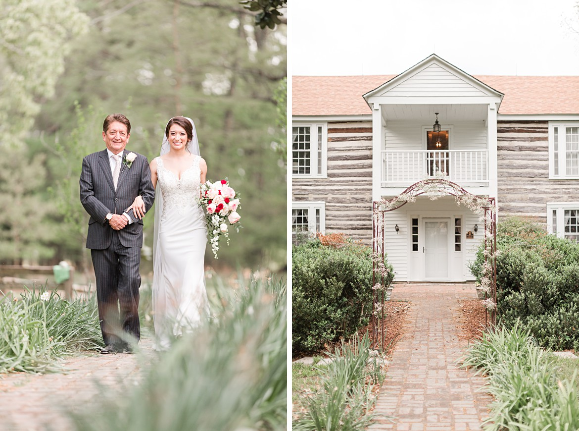 Memphis davies plantation spring outdoor wedding for Wedding dress rental memphis tn