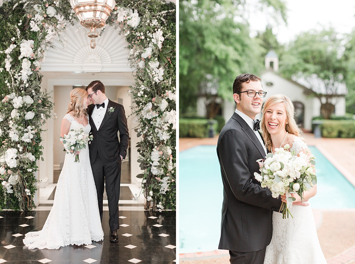 Classic Memphis Hunt and Polo Club Wedding