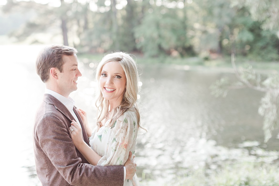 Memphis Spring River Crossing Engagement