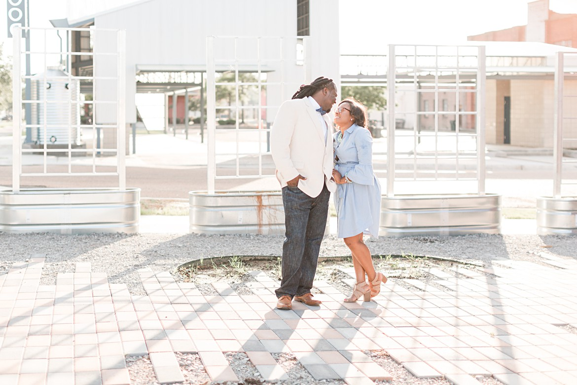 Mississippi Delta Greenwood Engagement