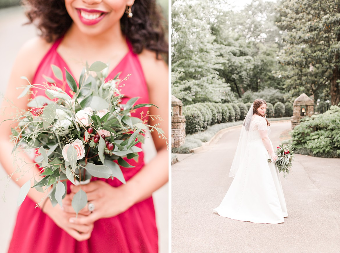 Romantic Memphis Acre Wedding
