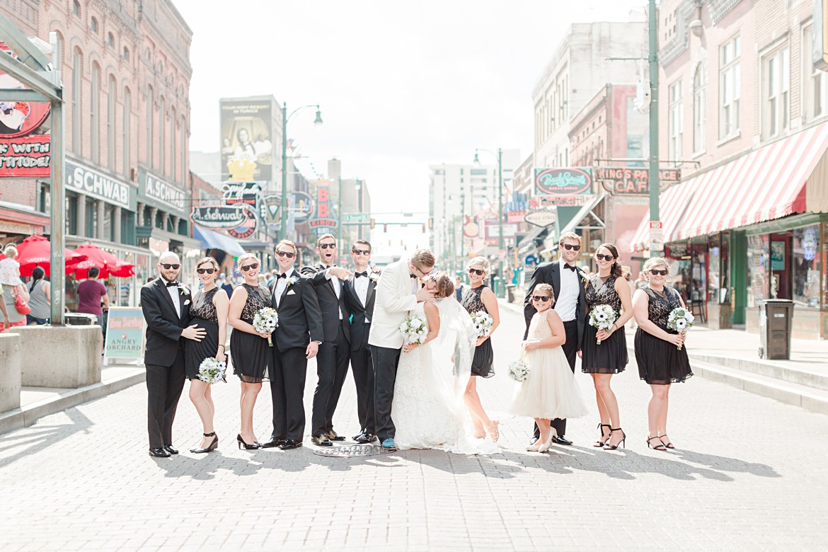 Memphis Southern School of Optometry Wedding