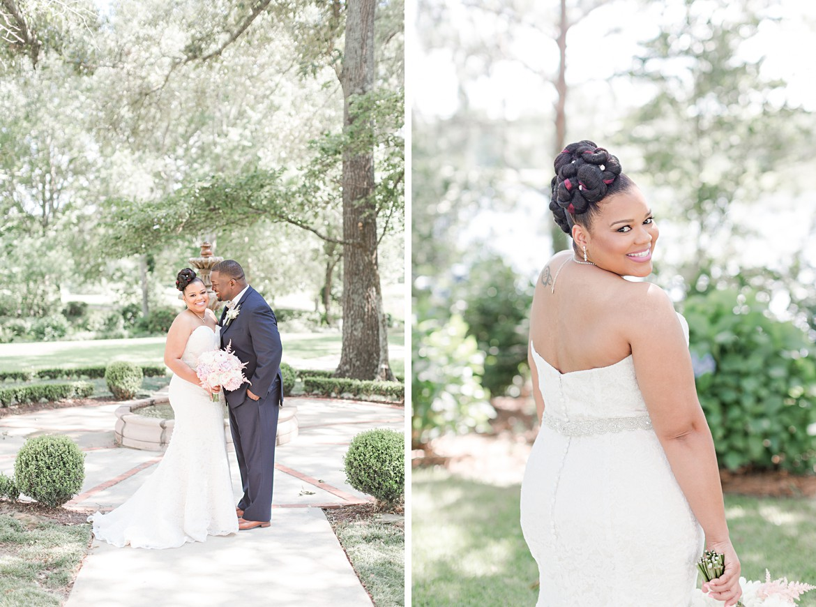 Tryphena's Garden Georgia Wedding
