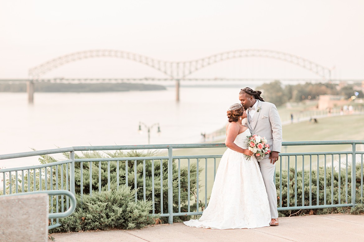 No. 2 Vance Downtown Memphis Wedding