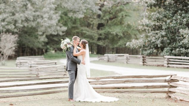 Classic Outdoor Davies Plantation Wedding