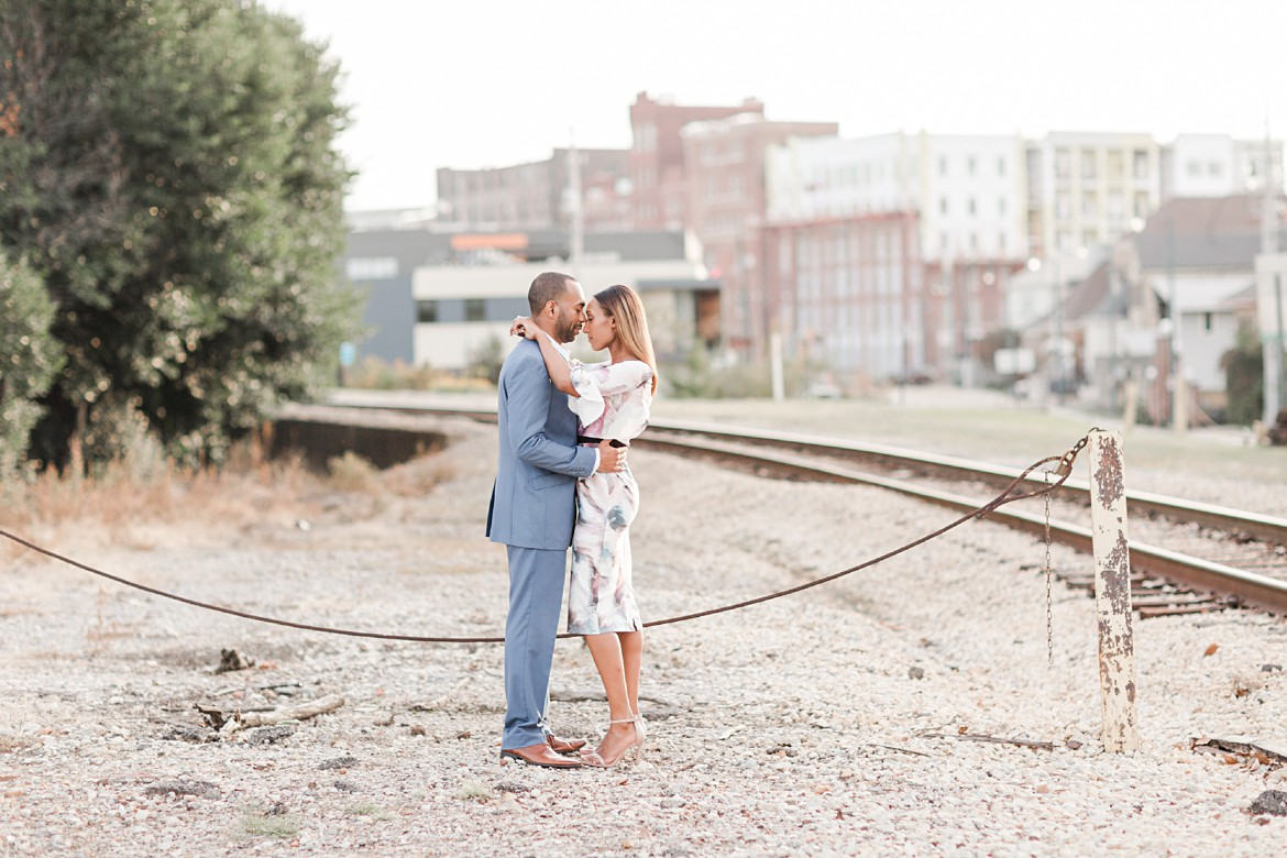 Urban Downtown Memphis Engagement