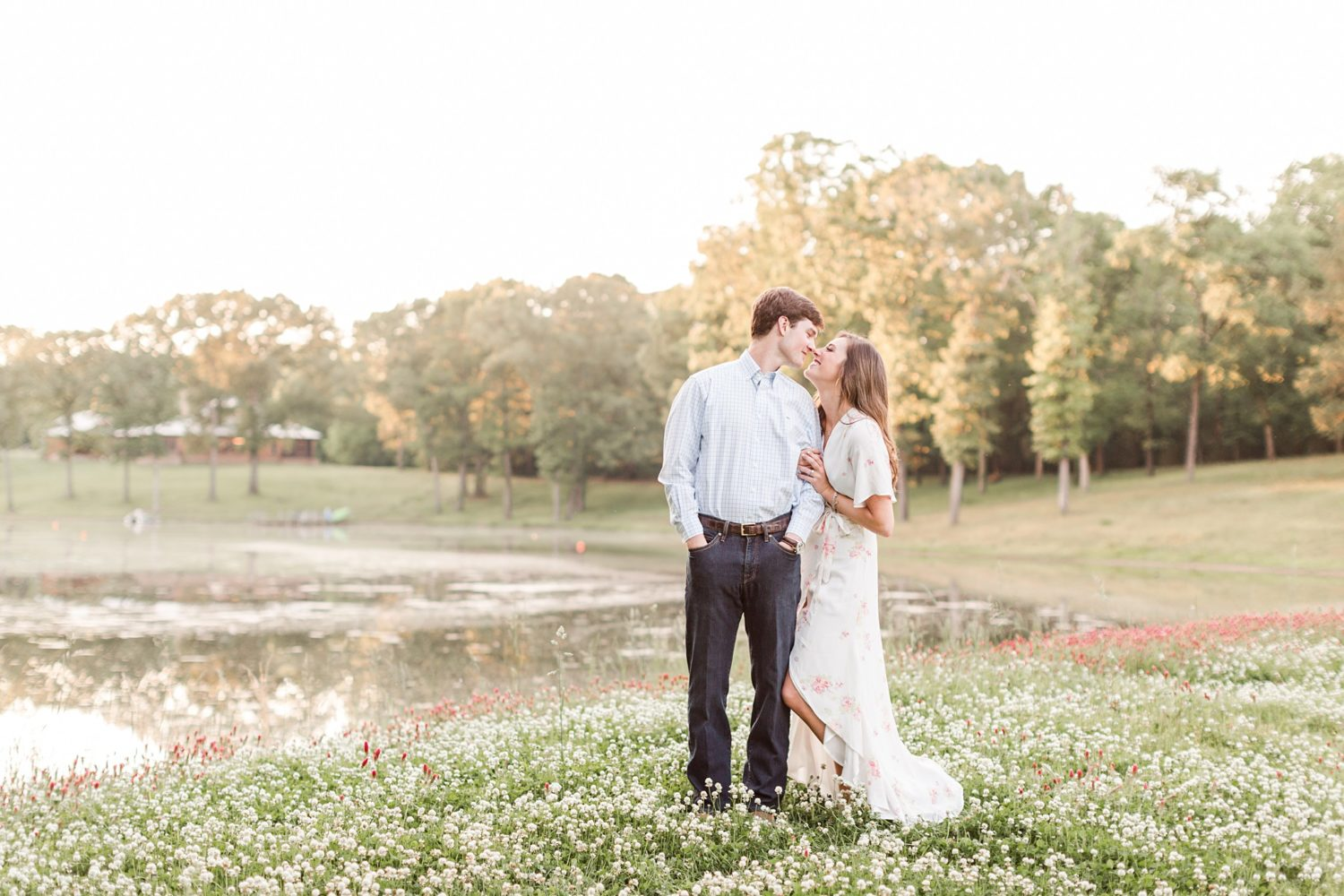 Summer Tennessee Farm Engagement