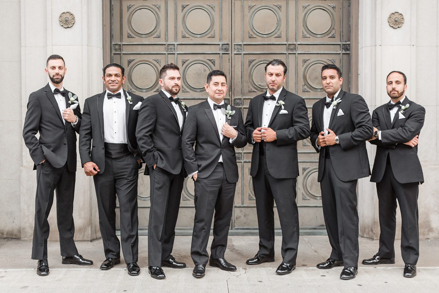 Traditional Mexican Memphis Cadre Wedding