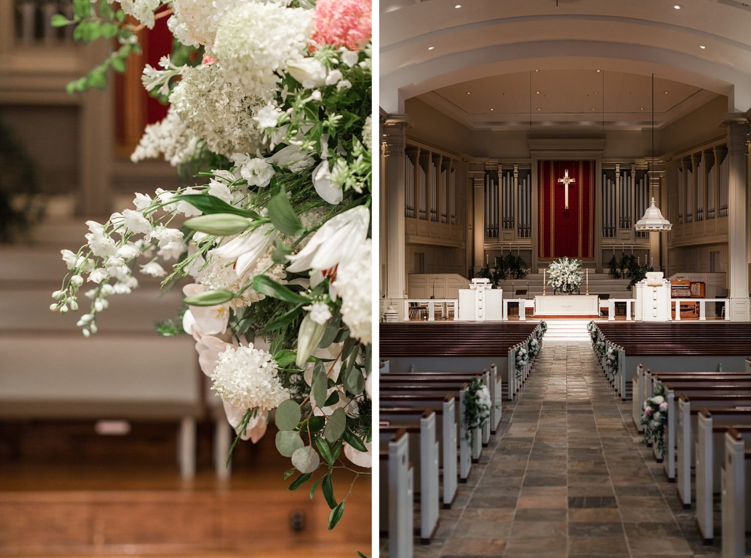 Elegant Memphis Country Club Wedding