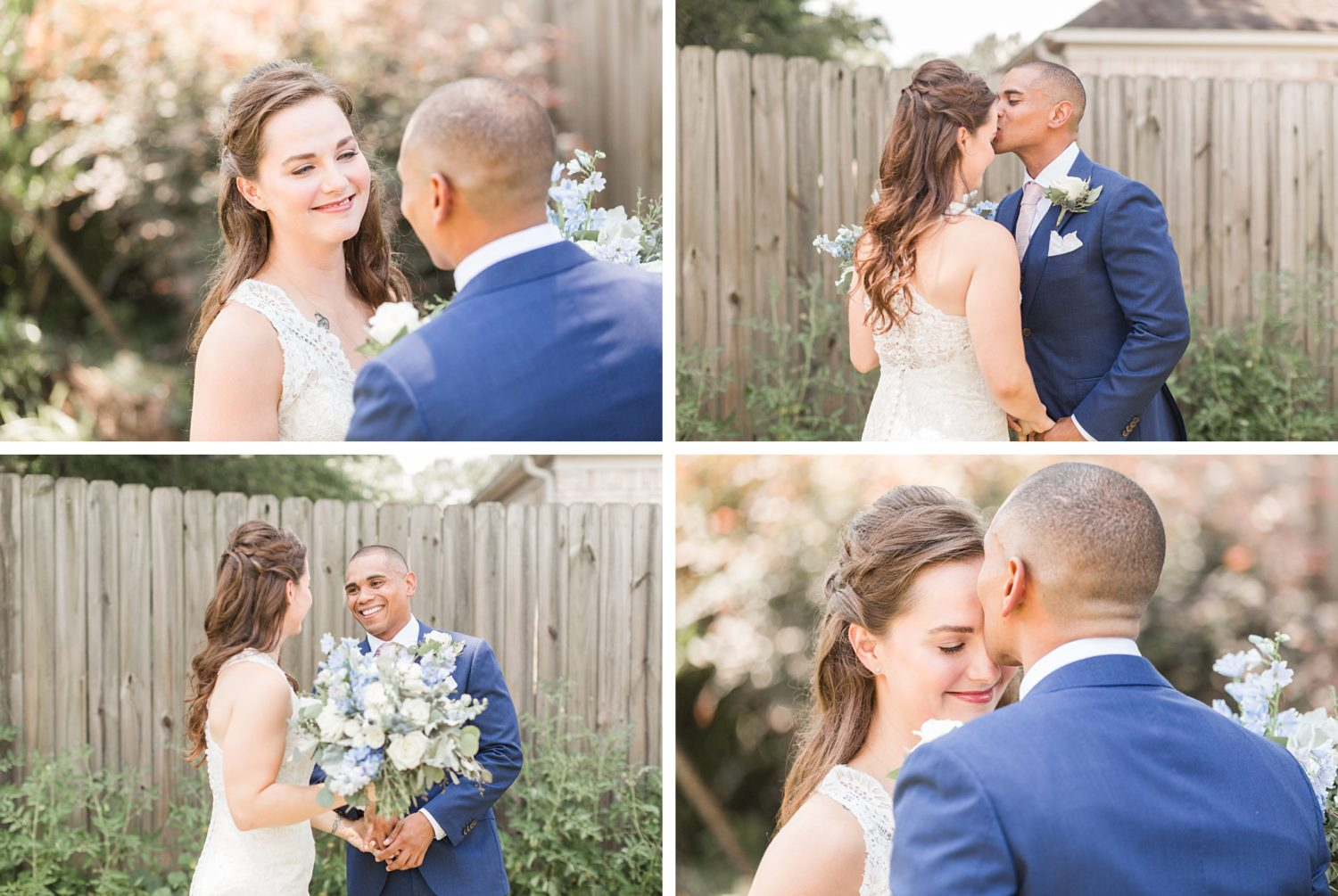 Summer July Fourth Intimate Wedding in Mempis