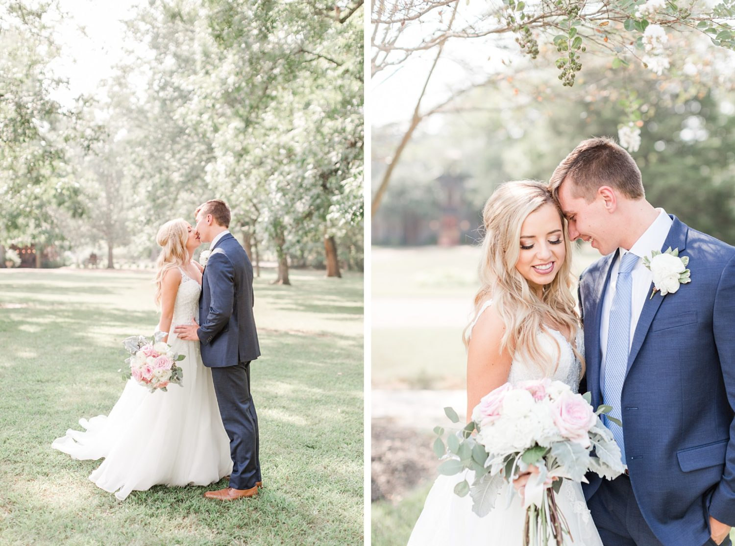 Elegant Memphis Heartwood Hall Wedding