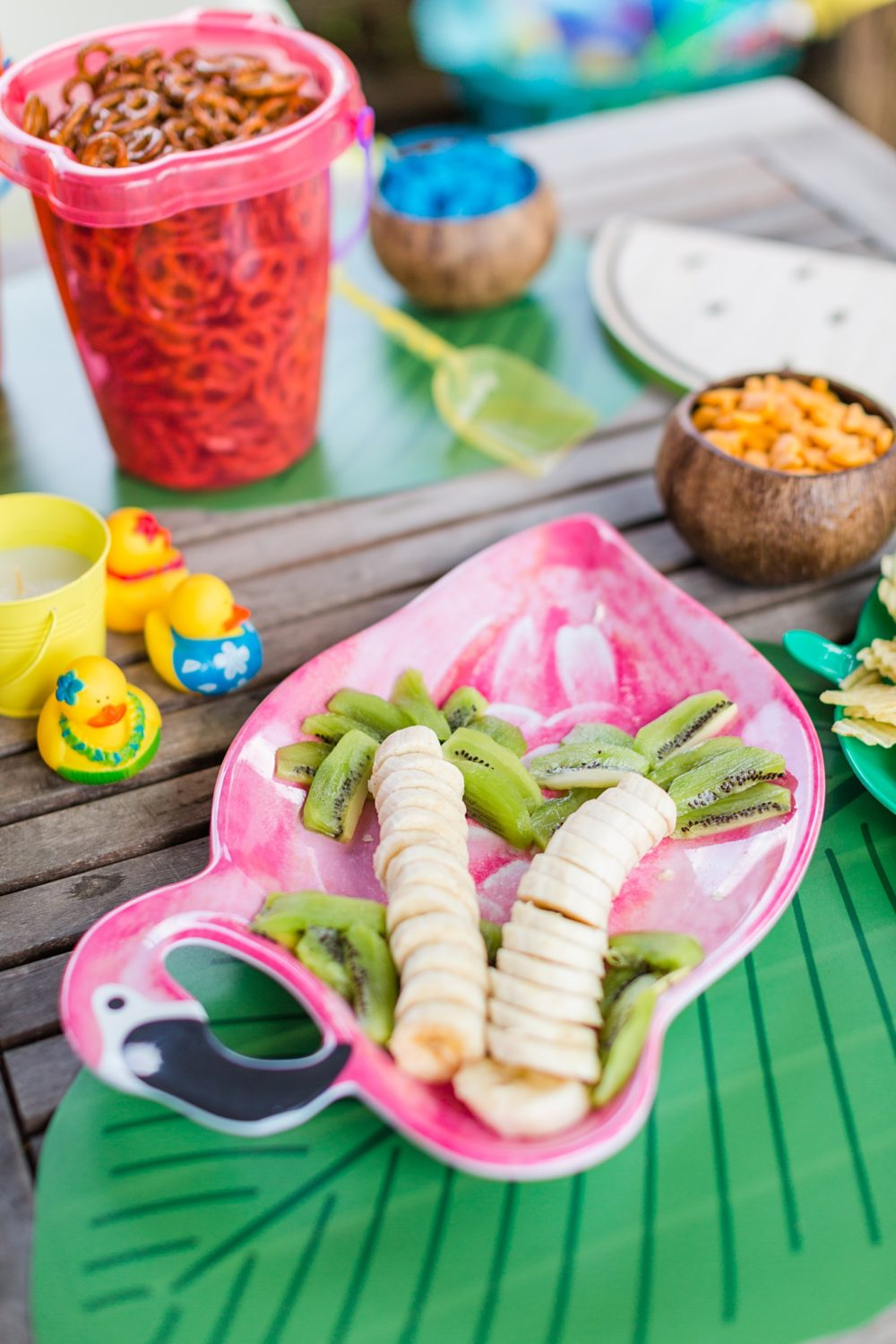 Jesse's 2nd Tropical Themed Birthday Party