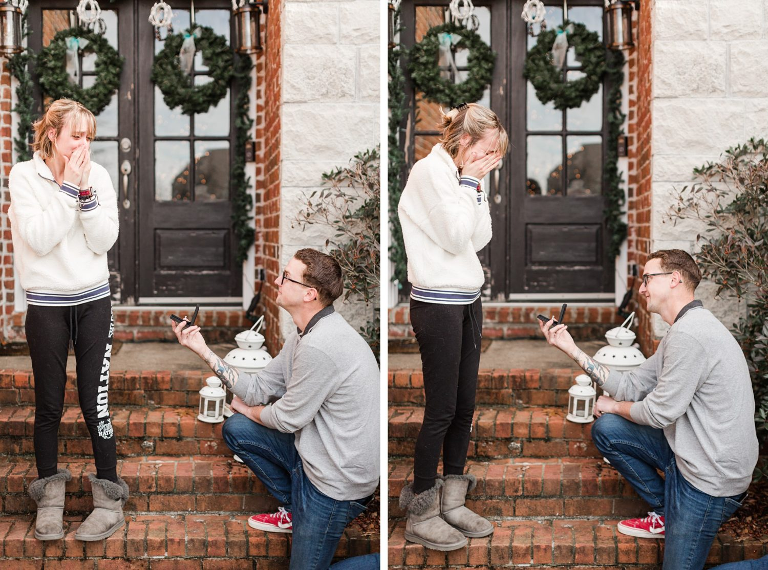 Our Daughter is Engaged